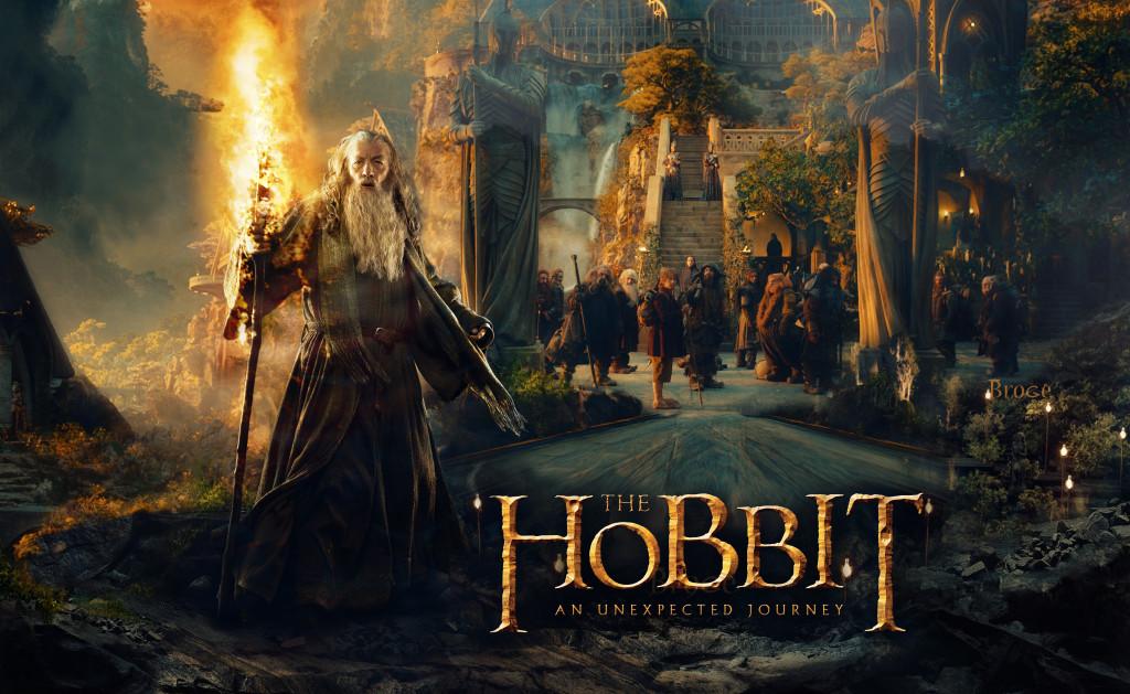 The Hobbit : The Desolation of Smaug 2013 – cel mai frumos cadou de Craciun