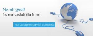 Servicii web design, programare si SEO
