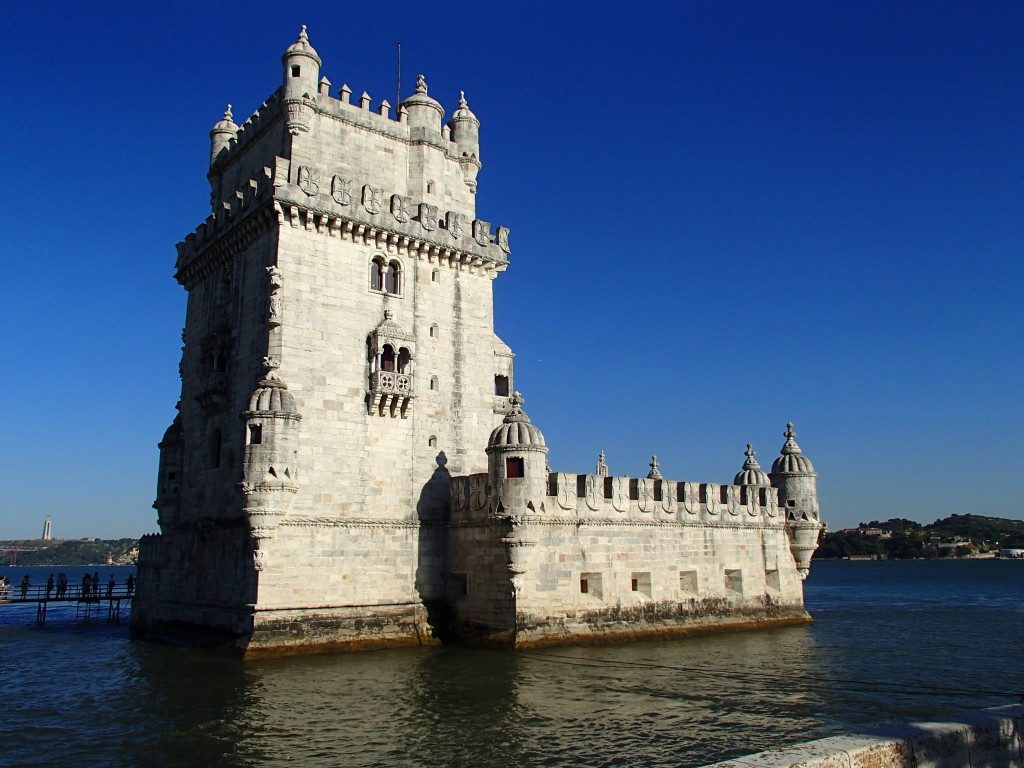 Tourist attractions in Lisbon, Portugal