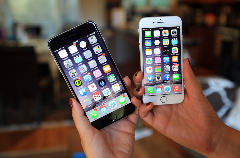 iPhone 6 si iPhone 6 Plus – conectivitate, memorie si alte caracteristici