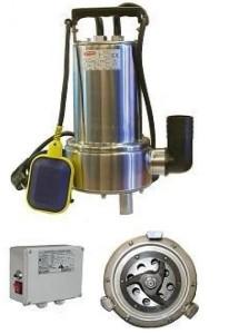 pompa cu tocator aquapiu g100