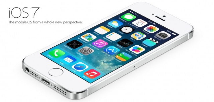 Cateva date despre iPhone 5S si iOS 7