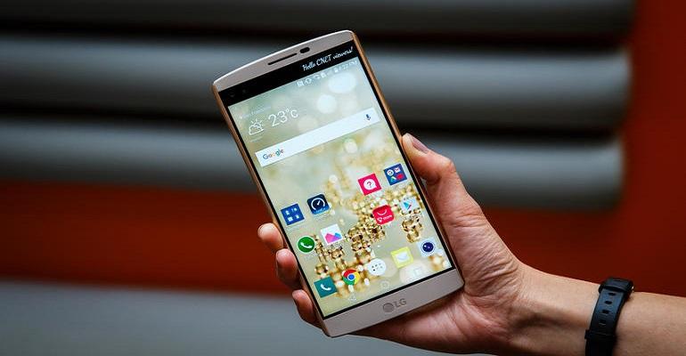 LG V10 – unul dintre cele mai bune smartphone-uri de la LG in 2015