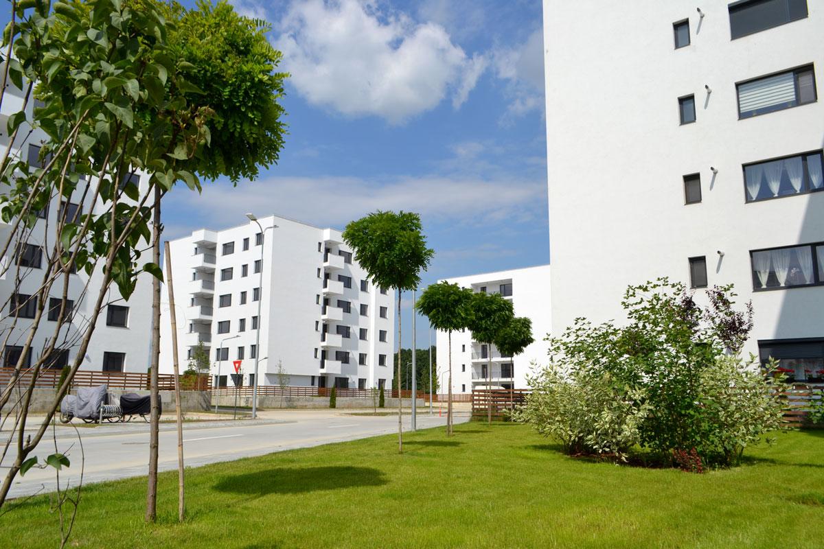 Apartamente cu 4 camere pentru familiile cu copii