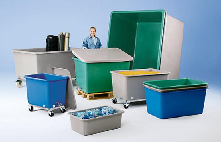 Ce avantaje au containerele din plastic?