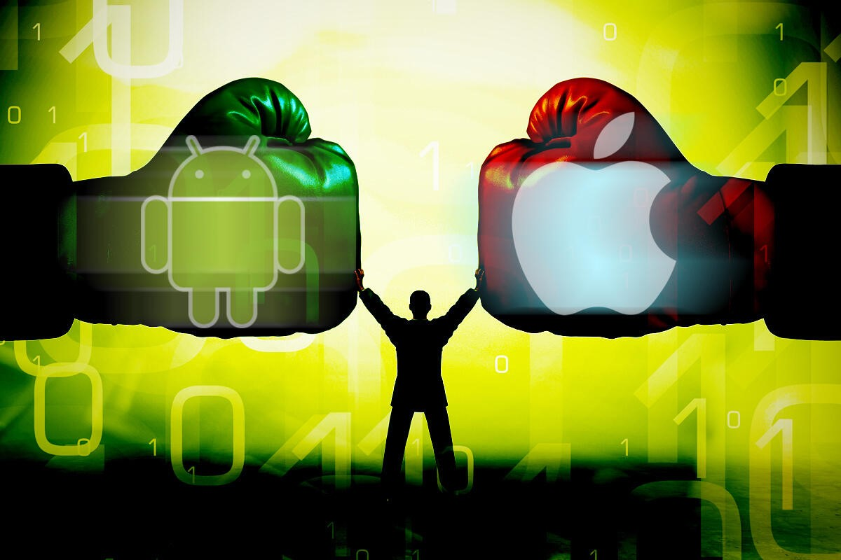 Ce avantaje are iPhone in fata telefoanelor Android?