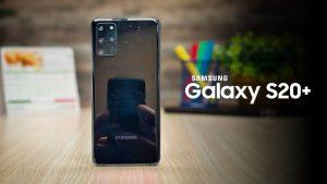 Prezentare smartphone Samsung Galaxy S20 Plus