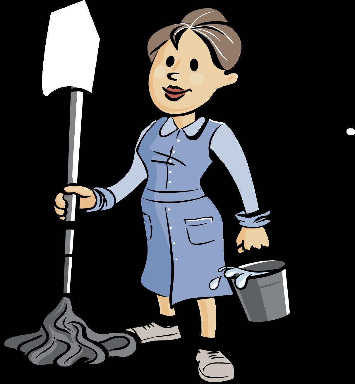 Ce munceste o femeie de serviciu?