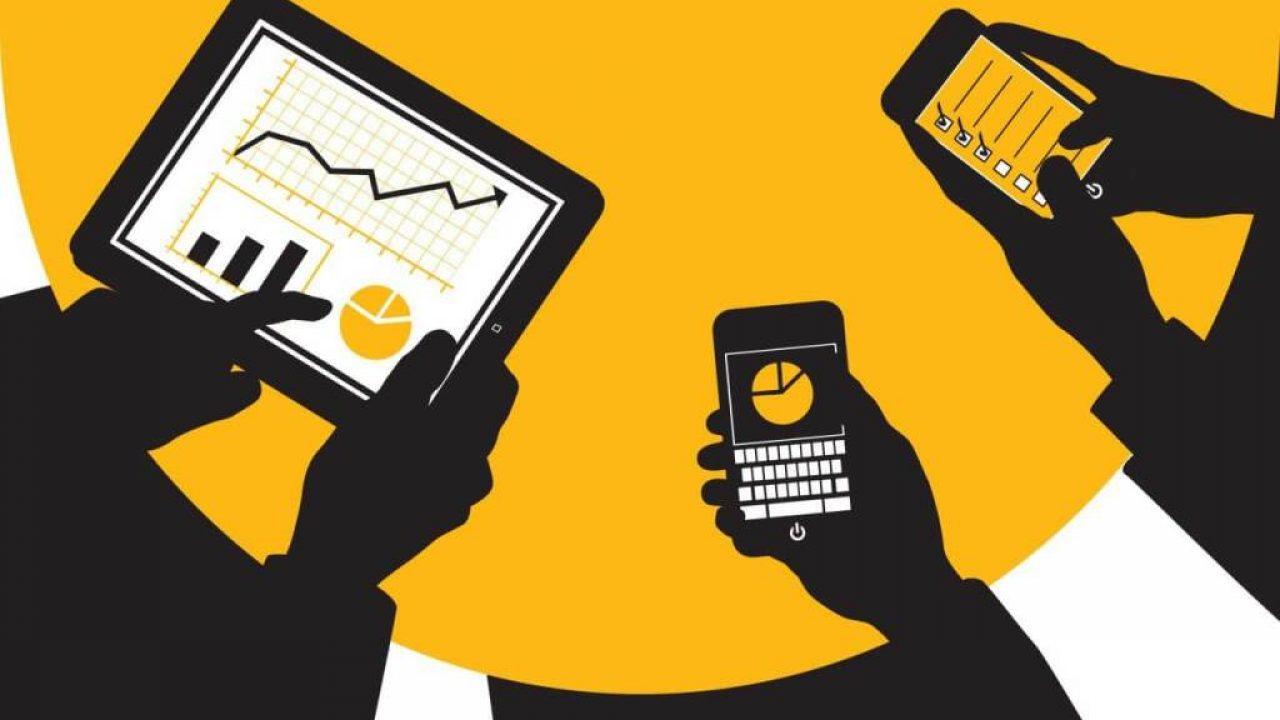 Cum isi aleg antreprenorii aplicatiile mobile?